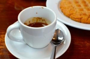 Caffe Medici espresso